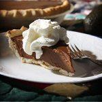 Avocado Chocolate Cream Pie