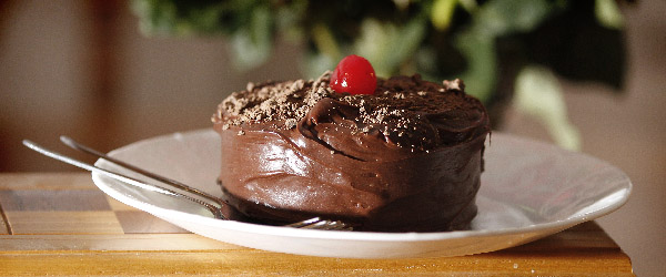 Chocolate Cake for Two