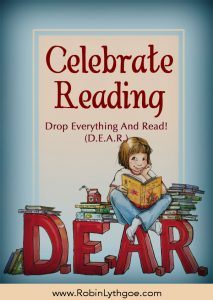 "DROP EVERYTHING AND READ has become ""a national month-long celebration of reading designed to remind folks of all ages to make reading a priority activity in their lives."" You can participate by attending an event in your community, hosting one, or by reading at home with your children, siblings, or friends."
