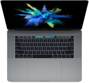 15-inch MacBook Pro 2016. #1 in my writerly toolbox!
