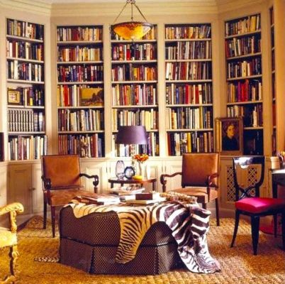 Book Spaces: Wild Side elements…