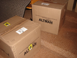 Lighting Equipment Boxes