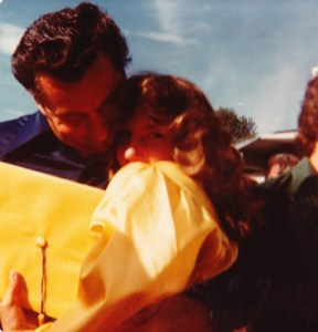 My Graduation 1979 - Me n My Daddy