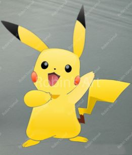 Pikachu by Robin