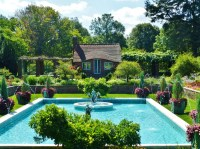 Garden Inspiration: The Pool at Planting Fields Arboretum ...