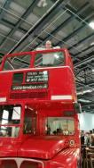 Nigel and Judith Robinson visit 100% Optical London show