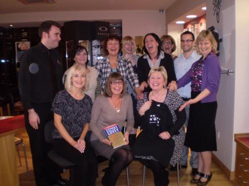 Robinson Optometrists 2011 Great North Run team raise £5000 for Anthony Nolan Trust image