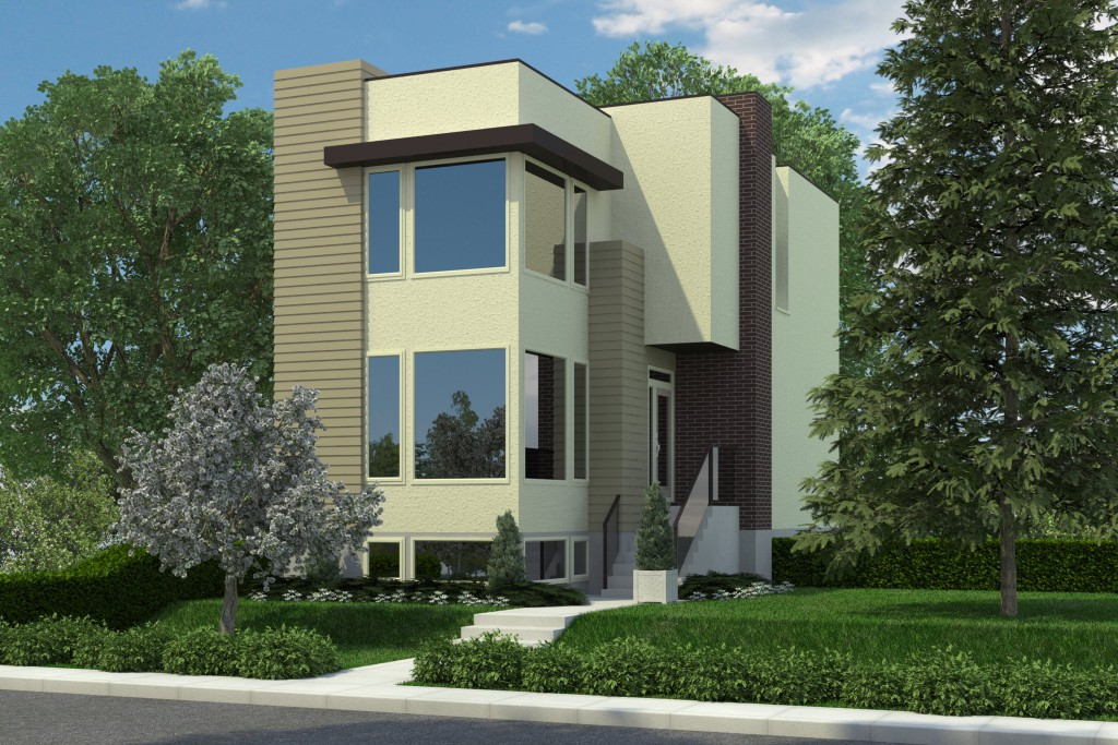 The Definition of Contemporary Homes  Robinson Plans