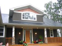Craftsman Style House Features