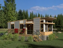 Contemporary Home Modern Small House Plans Designs