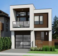 Gallery of Small Contemporary Home Plans - Fabulous Homes ...