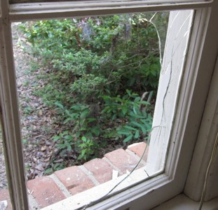 Broken Window Repair Robinsons Hardware Amp Rental