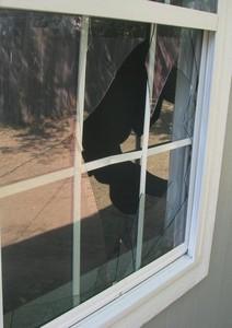 We can repair your broken double pane window