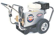 Pressure washer service and repair