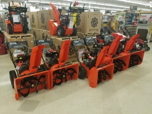 Ariens Snowblowers in Framingham