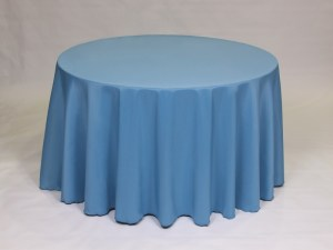 Slate tablecloth, linen and napkin rentals in Hudson and Framingham, MA