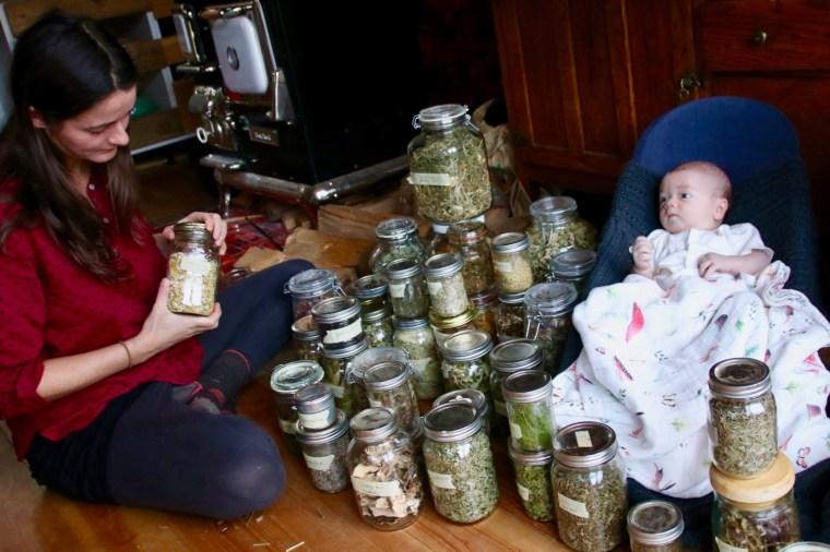 herbs n baby
