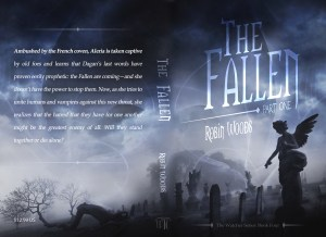 The Fallen Spine Lightened