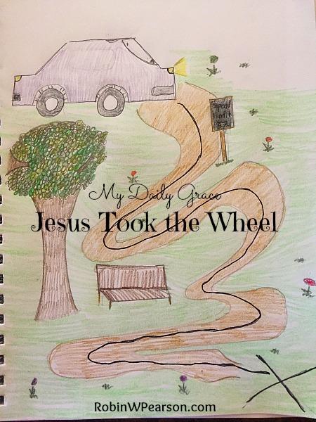 Jesus Took the Wheel
