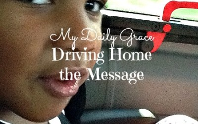 Driving Home the Message