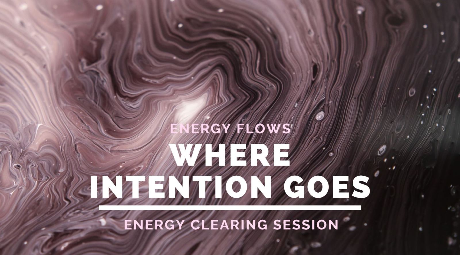 Energy Goes Where Attention Flows