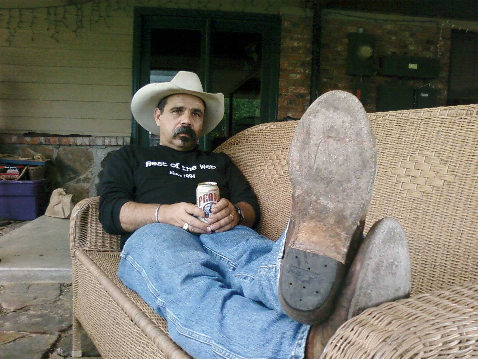 Author engages in new recreational activity