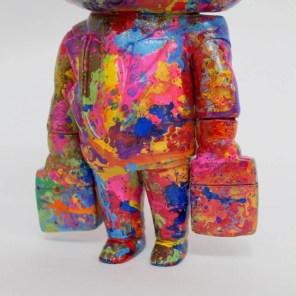 Hand painted 'Friday Bear' ②
