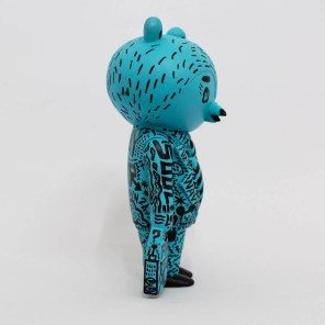 Hand painted 'Friday Bear' ⑤