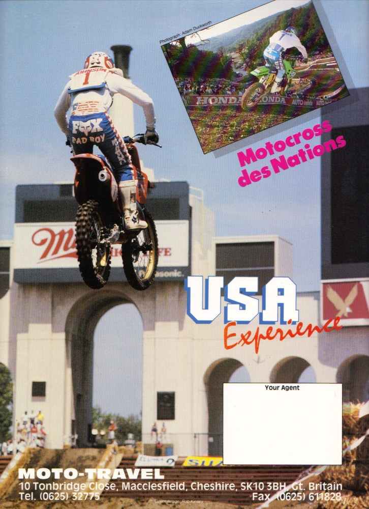 The Art of Motocross (4/6)