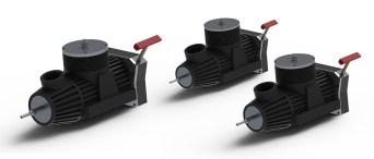Nitro Engine: Engine Blocks
