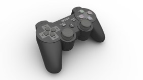 PS3 Controller: Front Left