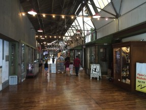 Claremont Packing House Interior