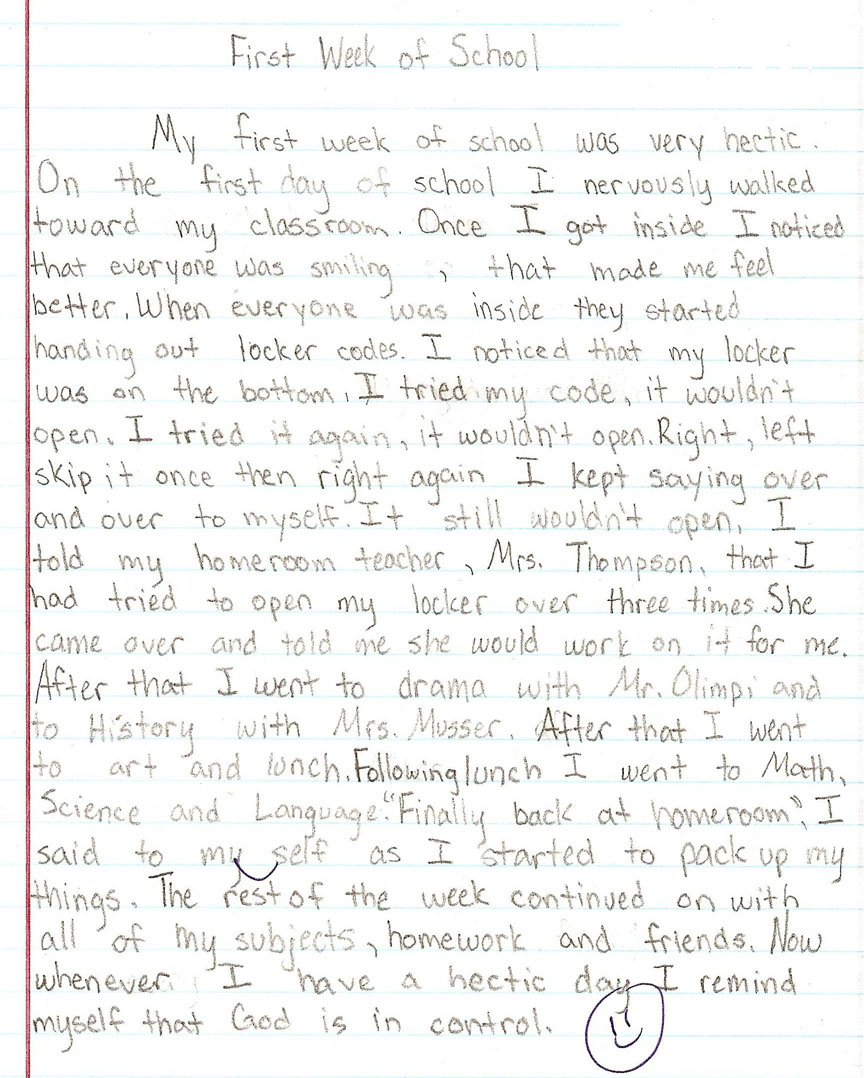 Persuasive Essay Topics For 6th Grade Application Letter For High