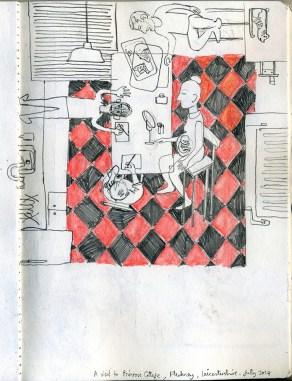 Primrose cottage kitchen