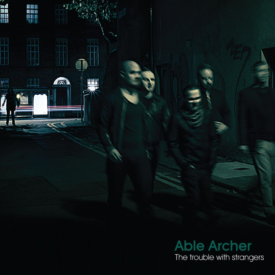 """Review: """"The Trouble with Strangers"""" EP by Able Archer"""