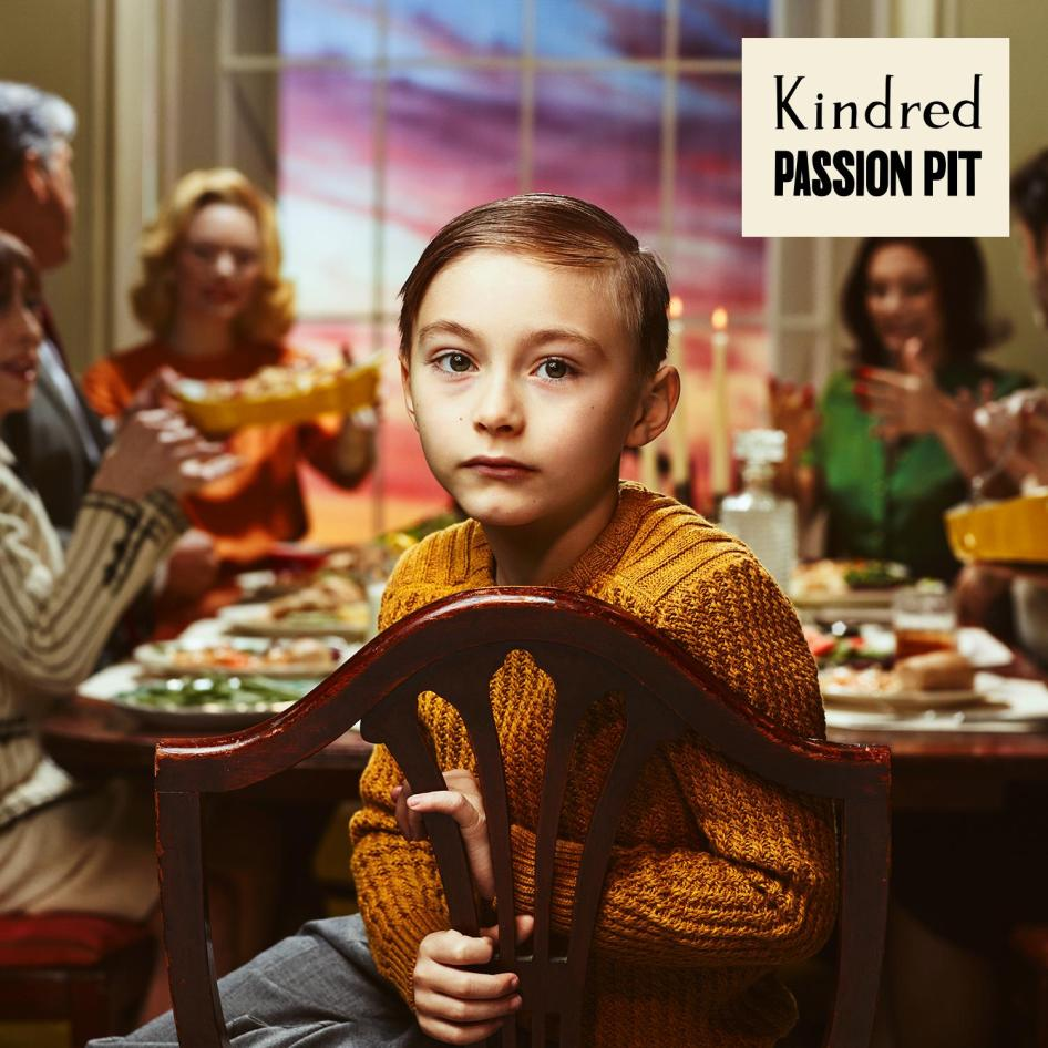 "Passion Pit-""Kindred"""