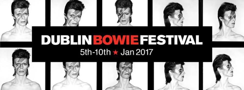 Dublin Bowie Festival header