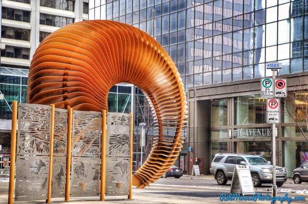 Street Sculpture Calgary Canada