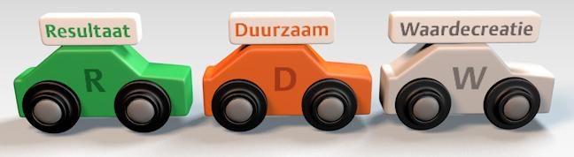 Digitale afbeelding van 3D-presentatie-modellen, in de vorm van speelgoedautootjes