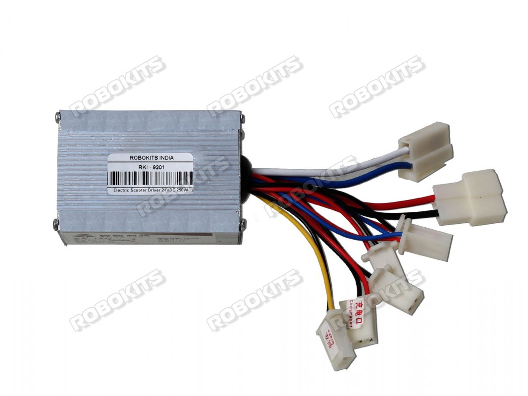 hight resolution of e bike motor electric speed controller 24v 250w