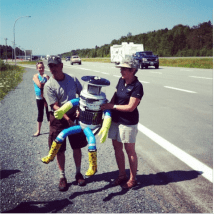 Robot - hitchbot.2