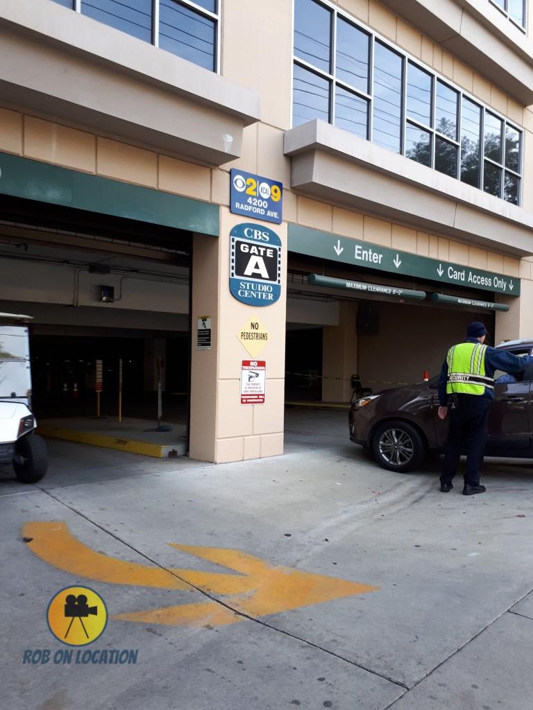 CBS Radford Gate A