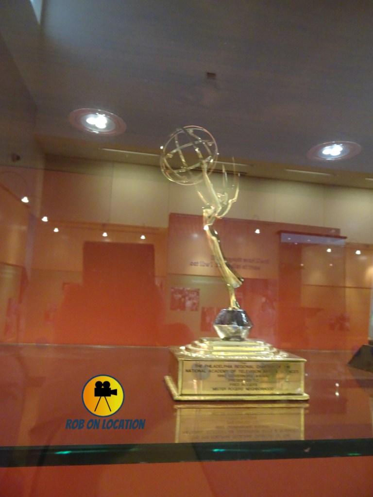 Mister Rogers Neighborhood Emmy