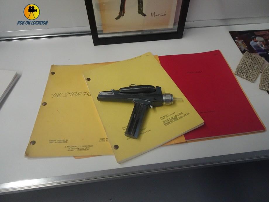 Star Trek original phaser