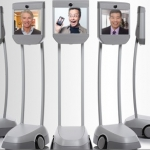 Telepresence robots verkopen……zichzelf!