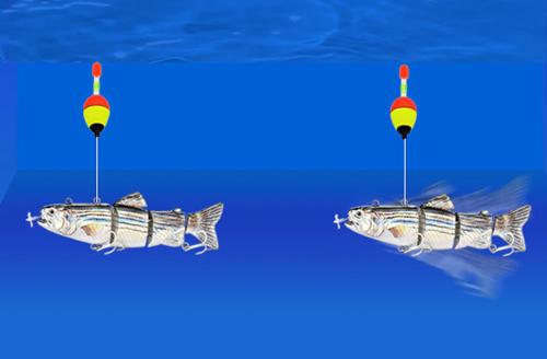 Роботизированные плавающие приманки | Каталог