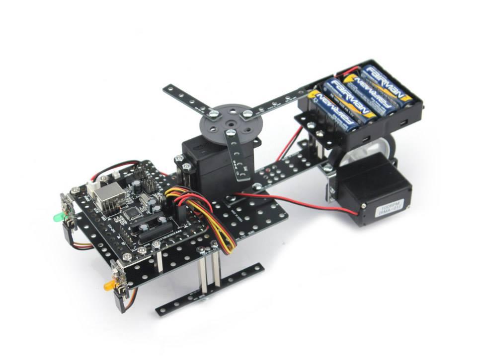 初階課程 – 百世機器人股份有限公司