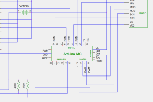 Wiring Schematic | Mechatronics Project Site