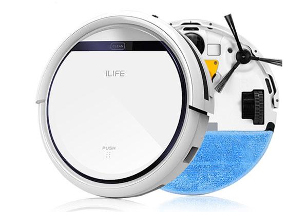 ILIFE V3s Robotic Vacuum Cleaner