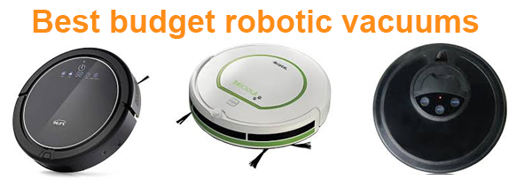 best budget robotic vacuums under 300$